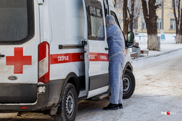 Скорая помощь в Челябинской области работает на пределе возможностей