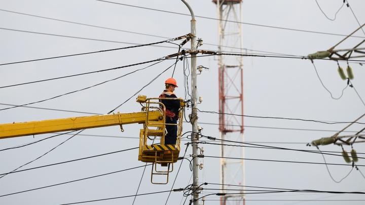 В Ростове снова будут отключать электричество. Публикуем адреса