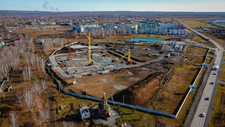 Мэр кузбасского города рассказал о школе и детсаде в военном гарнизоне. Их построят в 2021 году