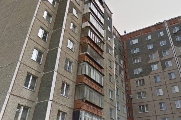 Школьник покончил с собой в квартире многоэтажки на Молодогвардейцев