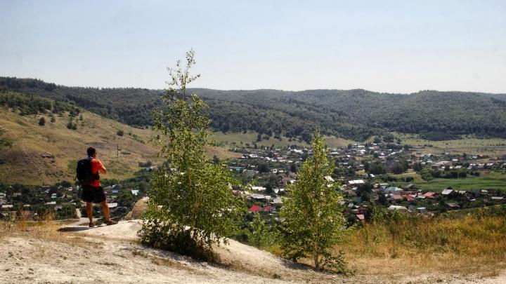Жителям региона разрешили гулять на территории «Самарской Луки»