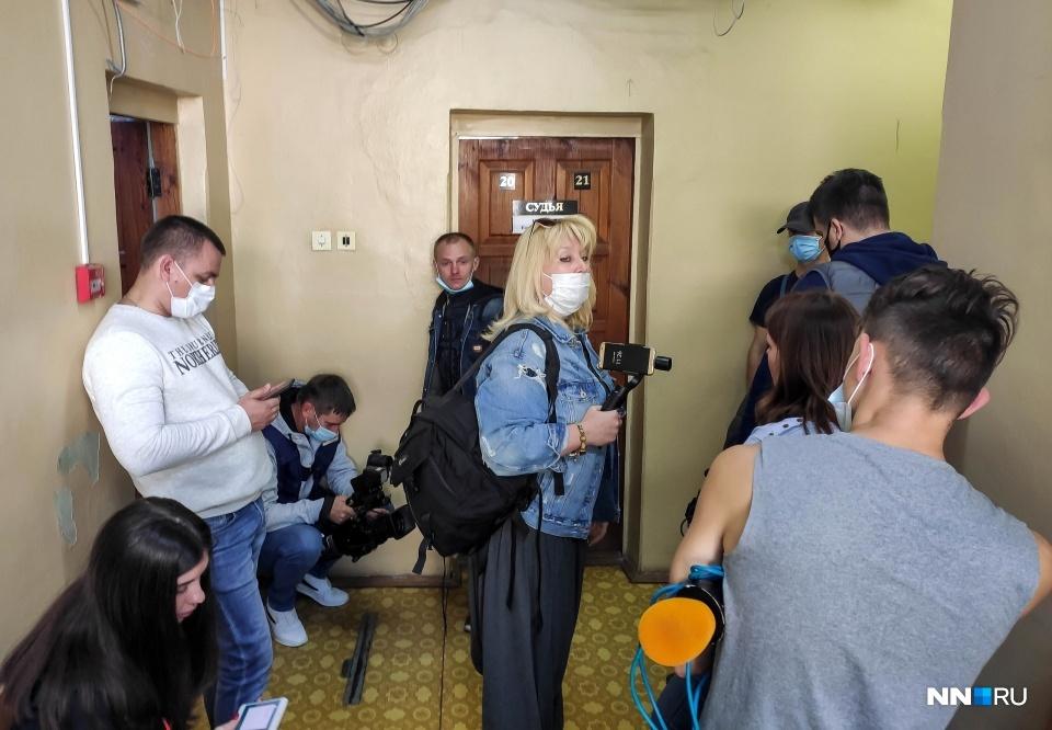 Вчера Ирине пришлось побывать на допросе в полиции