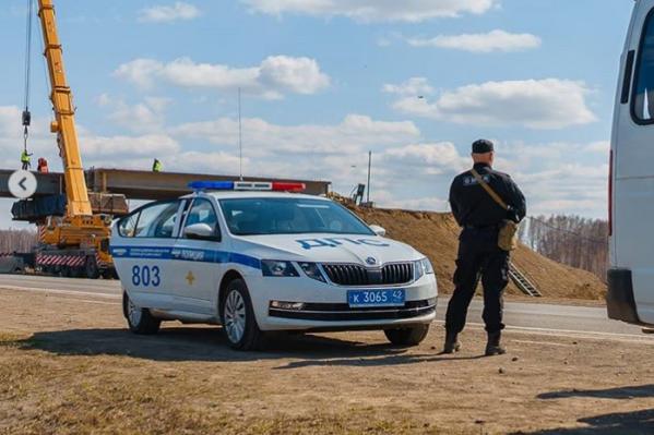 Глава Юргинского городского округа предупредил о блокпосте