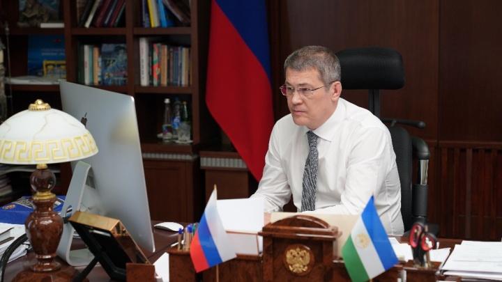 В указ о режиме повышенной готовности в Башкирии внесли изменения