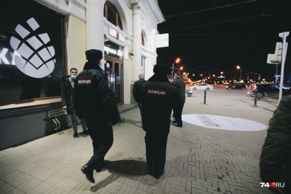 Рейды по заведениям проводит мэрия вместе с полицией каждый день