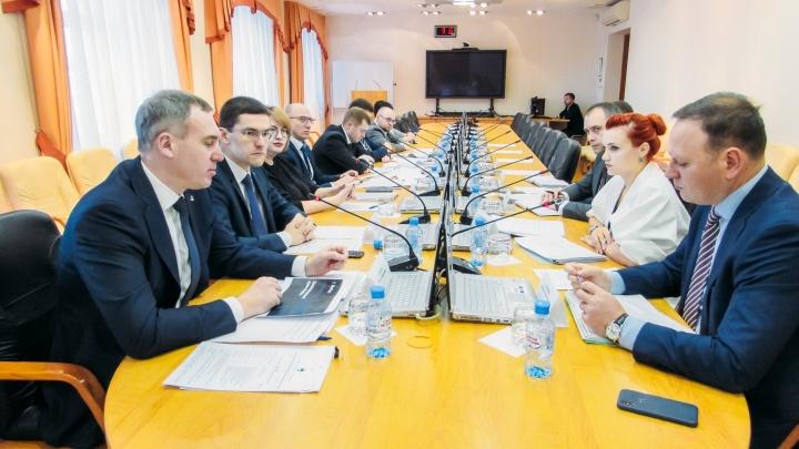 Цифровизация экономики: Сбербанк и администрация Тюмени обсудили вопросы взаимодействия