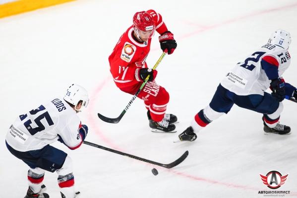 Уральцы были близки к победе