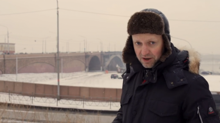 «Это место непререкаемой силы»: журналист Пивоваров включил Красноярск в список любимых городов России