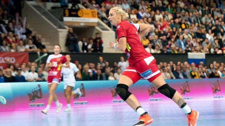«Следите за собой»: гандболистка Анна Сень прокомментировала скандалы на чемпионате Европы