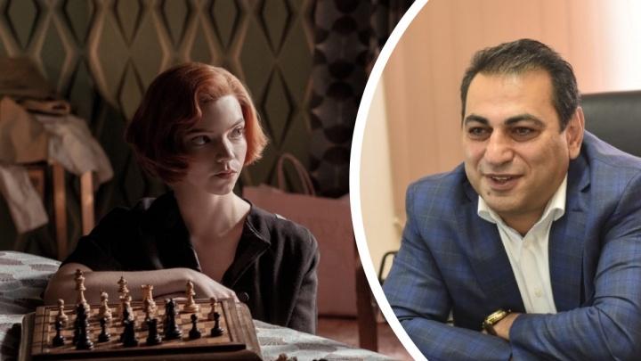 «Это сказка». Директор шахматной академии — о сериале «Ход королевы» от Netflix