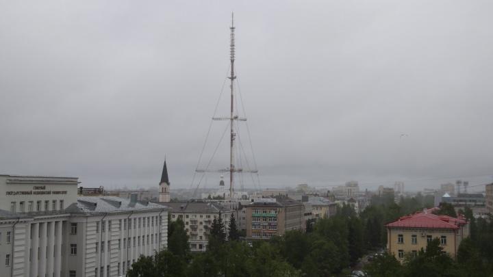 В Архангельске прогнозируют ухудшение погоды