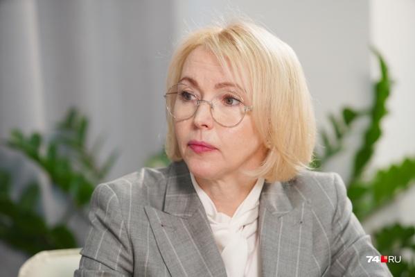 Вице-губернатор Челябинской области Ирина Гехт в дни коронавируса стала главным спикером от лица региональной власти