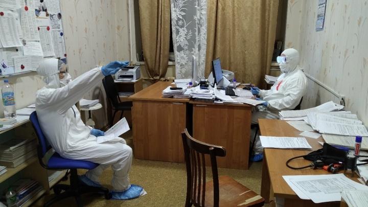 Центральная больница Котласа прекратила плановую госпитализацию из-за COVID-19