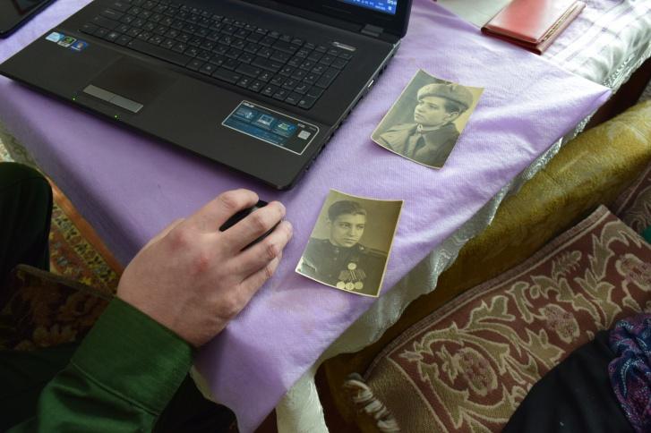 Фотографию Зинаиды Шкуратовой загрузили на сайт проекта «Дорога памяти»