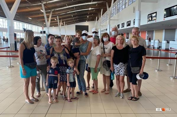 На Фиджи застряли два десятка российских туристов