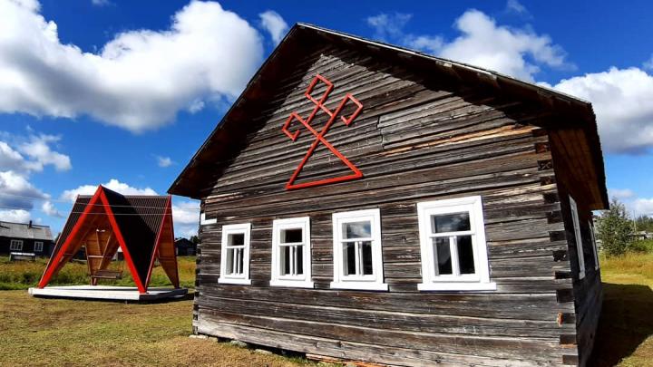 «Марьин дом» из Пинежья признали одним из лучших в сфере гостеприимства Северо-Западного округа