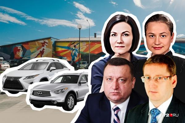 Почитайте, на чем ездят руководители Арбитражного суда Тюменской области