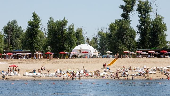 Волгоградцам разрешили купаться и загорать без медицинских масок