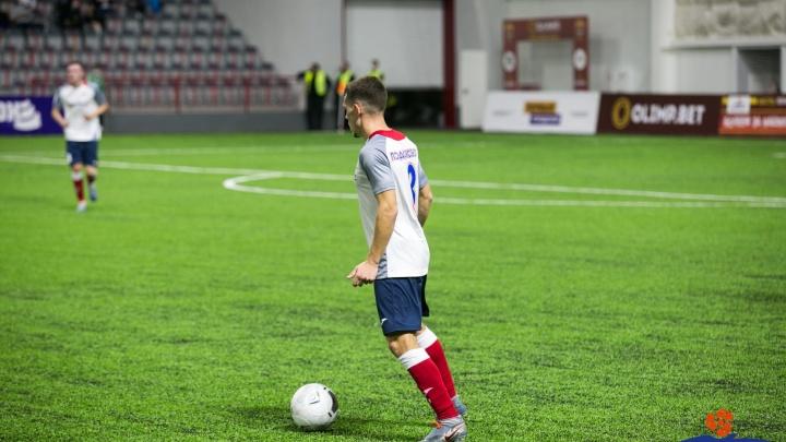 «Иртыш» проиграл московскому «Велесу», пропустив два мяча с пенальти