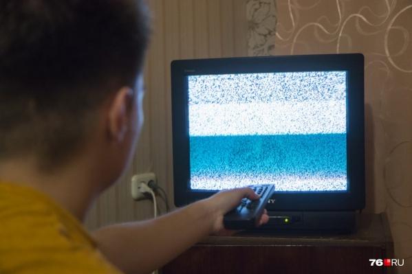 Перебои в телетрансляции будут почти до конца октября