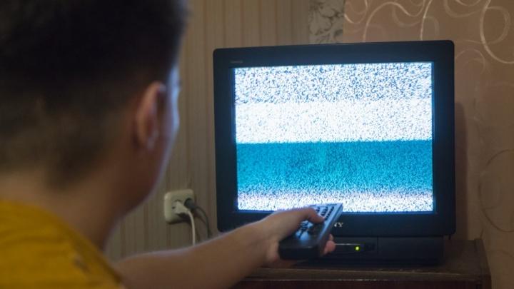 В Ярославской области почти месяц телевидение будет работать с перебоями