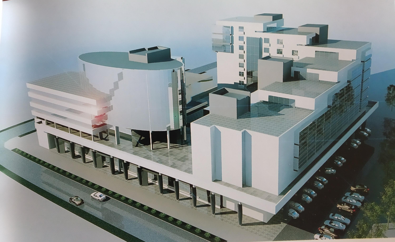 Это эскиз проекта, который разработал Сергей Шамарин