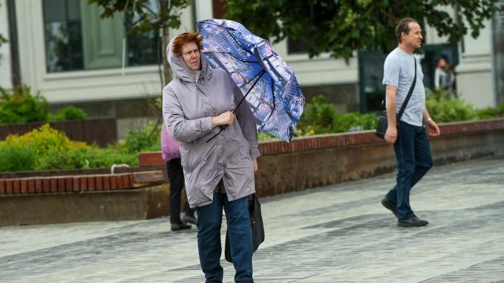 Лето, ты ли это? Когда закончатся дожди в Екатеринбурге
