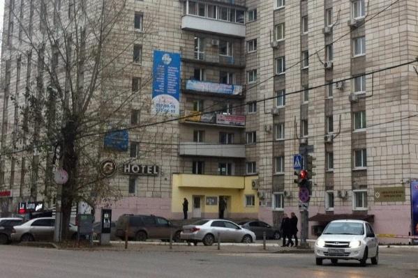 ДТП произошло недалеко от перекрестка Куйбышева и Монастырской<br>