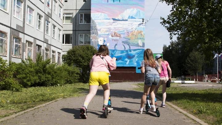 «Столовая — зона риска»: школьники Архангельской области будут ходить на перемену в разное время