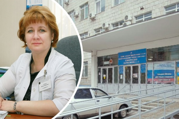 Ирина Гайдук умерла в реанимации больницы № 4