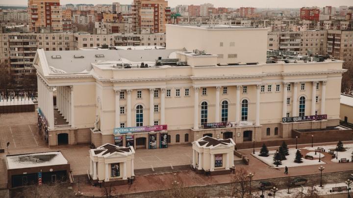 Из-за коронавируса тюменский драмтеатр закрывается на карантин