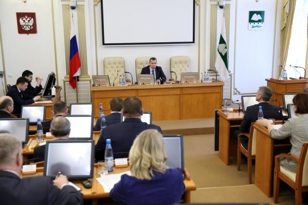 Вадим Шумков принятые сегодня меры пока не комментирует