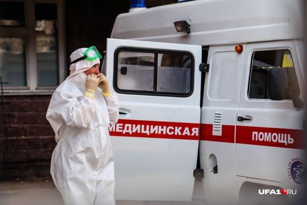 Сложнее всего в условиях пандемии приходится медикам