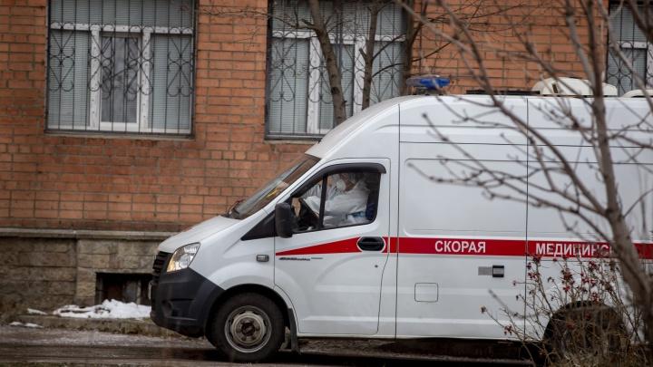 «Кашлял, плакал и не ел»: в Ярославле госпитализировали полуторагодовалого ребенка с коронавирусом