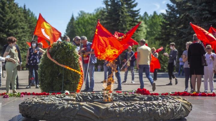 Как Уфа отпраздновала День Победы в разгар самоизоляции: репортаж UFA1.RU