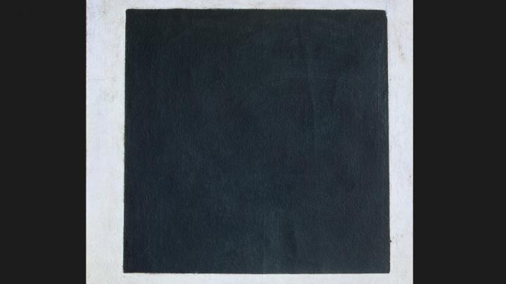 В Самару привезут знаменитую картину Казимира Малевича «Чёрный квадрат»