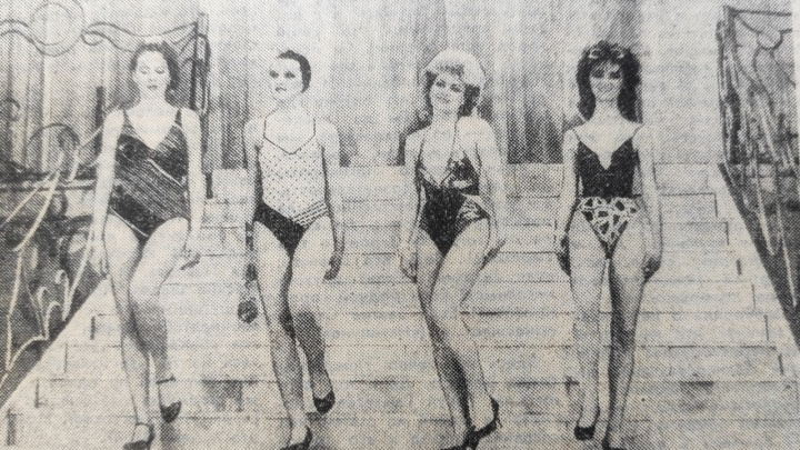 Самый первый конкурс красоты в Омске: изучаем советские газеты