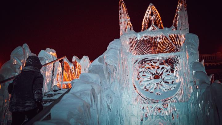 Мэрия Кемерово потратит на ледовый городок на бульваре Строителей 1,8млн. Рассказываем, что там будет