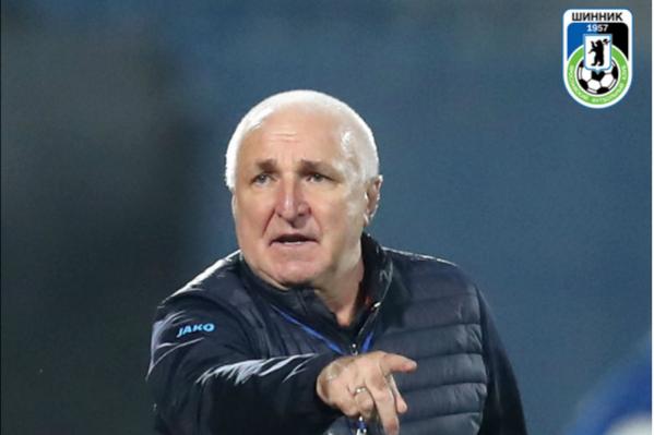 Последней каплей для Побегалова стало поражение команды в игре с ивановским клубом