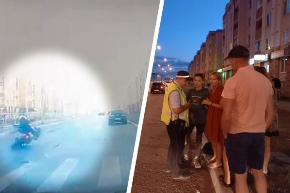 Первыми на помощь пострадавшим пришли очевидцы