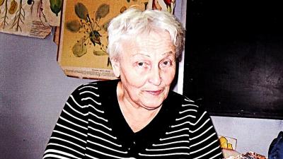 Умерла прапраправнучка Пушкина Галина Усова. Она была родом из Архангельска