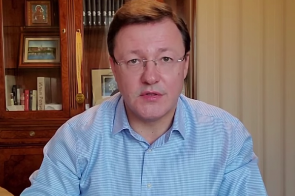Дмитрий Азаров перешел на удаленку из-за положительного теста на коронавирус