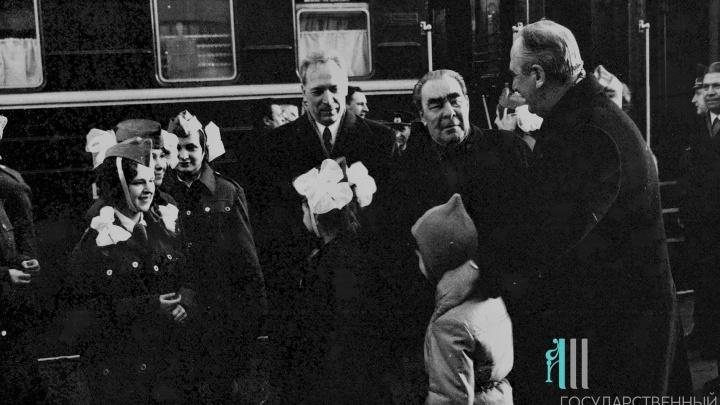 Романовы, Брежнев, Ельцин, Путин и другие: когда в Пермь приезжали главы государства и что они здесь делали