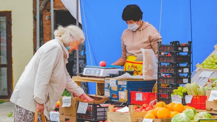 В Прикамье продлили режим строгой самоизоляции для пожилых людей