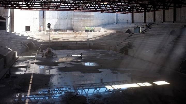 Автор нового дворца спорта на Молодогвардейской показал центральную арену