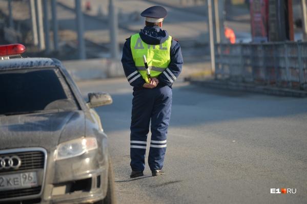 В аварии натрассе Екатеринбург — Тюмень погиб 57-летний пешеход, водитель скрылся с места происшествия