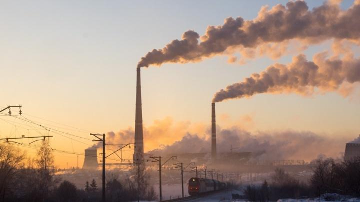 Росприроднадзор обнаружил на двух омских предприятиях нарушения, связанные с выбросами