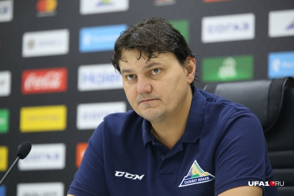 В Башкирии сменят главного тренера «Салавата Юлаева» — «Чемпионат»