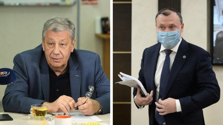 «Команда изменится». Аркадий Чернецкий прокомментировал перестановки в мэрии и правительстве