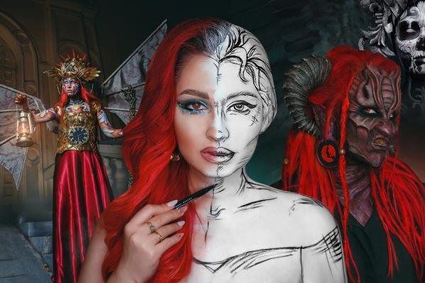 Софья Маркова создала больше тысячи различных образов
